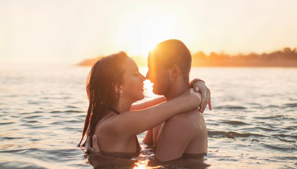 SEX I DET FRI: Hva med å teste en kjapp'en i havet eller hengekøya? ILLUSTRASJONSFOTO: NTB