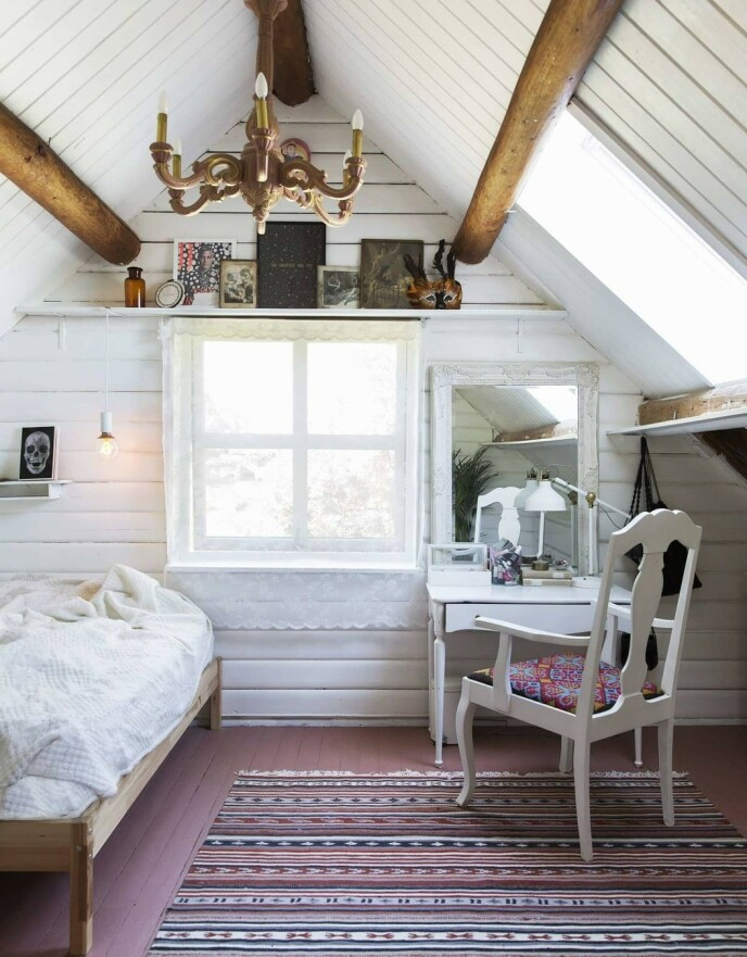 KIRSEBÆRHAGEN: Både hjemmet hennes og Instagram-kontoen hennes deler navnet Kirsebærhagen. Foto: Instagram @kirsebaerhagen