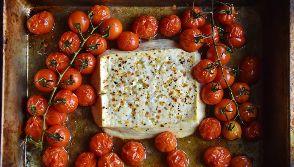 ENDA BEDRE: Tomater er uansett sunne, men det er enda bedre å varmebehandle de. Foto: NTB