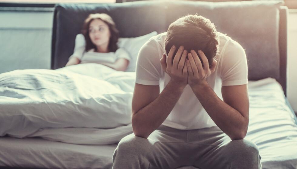 IKKE STØRRELSEN SOM TELLER: - Ofte er menn mer opptatt av penisstørrelsen enn det kvinner er. Mange kvinner er mest følsomme i skjedeåpningen, og da vil ikke størrelsen på penisen ha noen stor betydning, sier de Paoli. FOTO: NTB