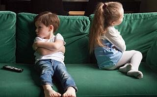 Er det brødre eller søstre som krangler mest?