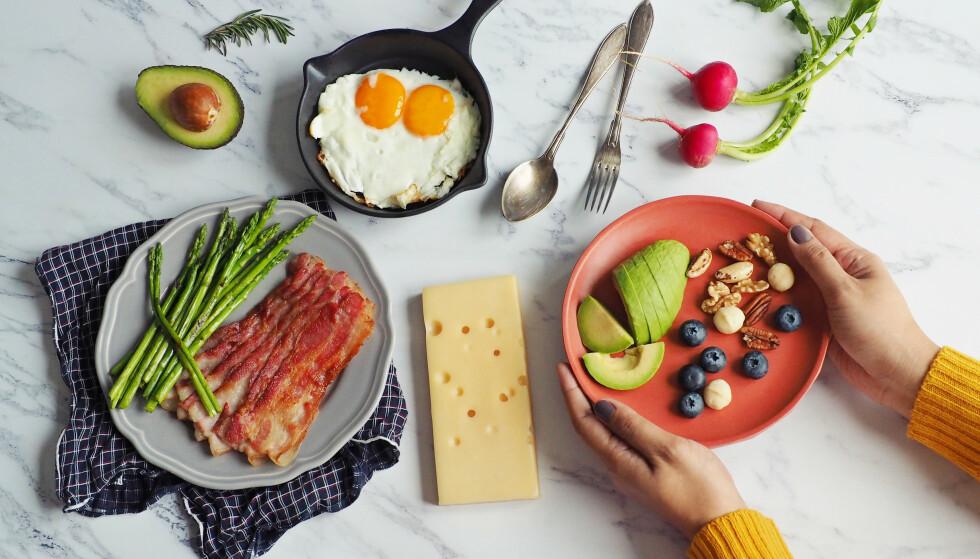 KAN VÆRE PROBLEMATISK: Det kan være problematisk for mange å følge med på alt andre spiser i løpet av en dag.