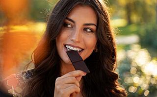 8 ting du kanskje ikke visste om mørk sjokolade