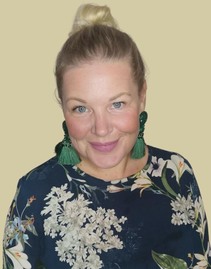 DATINGCOACH: Ane Hagen er datingcoach og hjelper kvinner å navigere datinglivet. Foto: Privat