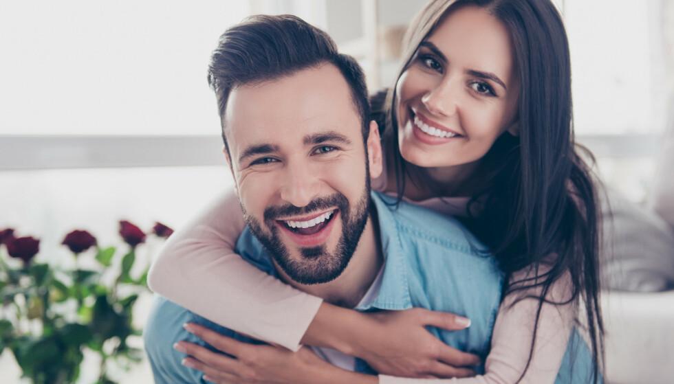 EKSKLUSIVITET: Hagen mener det er sunt å date andre samtidig for å kjenne på hvem man virkelig vil ha. Foto: NTB