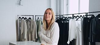 Nå åpner den norske moteprofilen sin første butikk