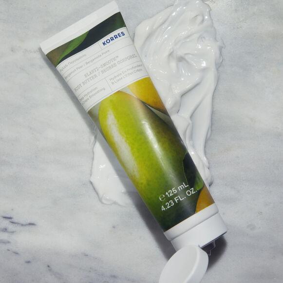 Korres Body Butter Bergamot Pear Elasti-smooth 125 ml kr 199