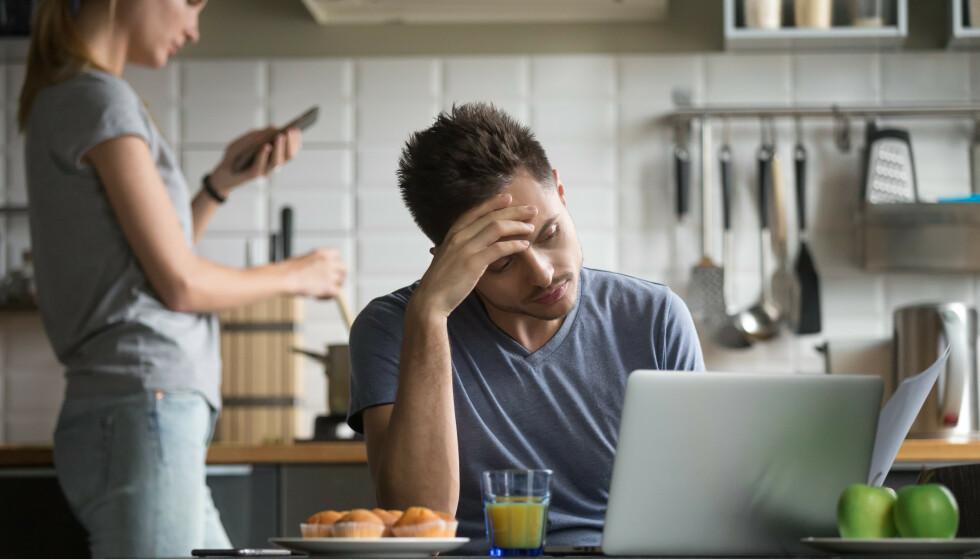 """FORAKT: Tidligere forskning tyder på at forakt er det største """"dødskysset"""" for et forhold, og det er ett av de viktigste tegnene på at det går mot skilsmisse eller brudd."""