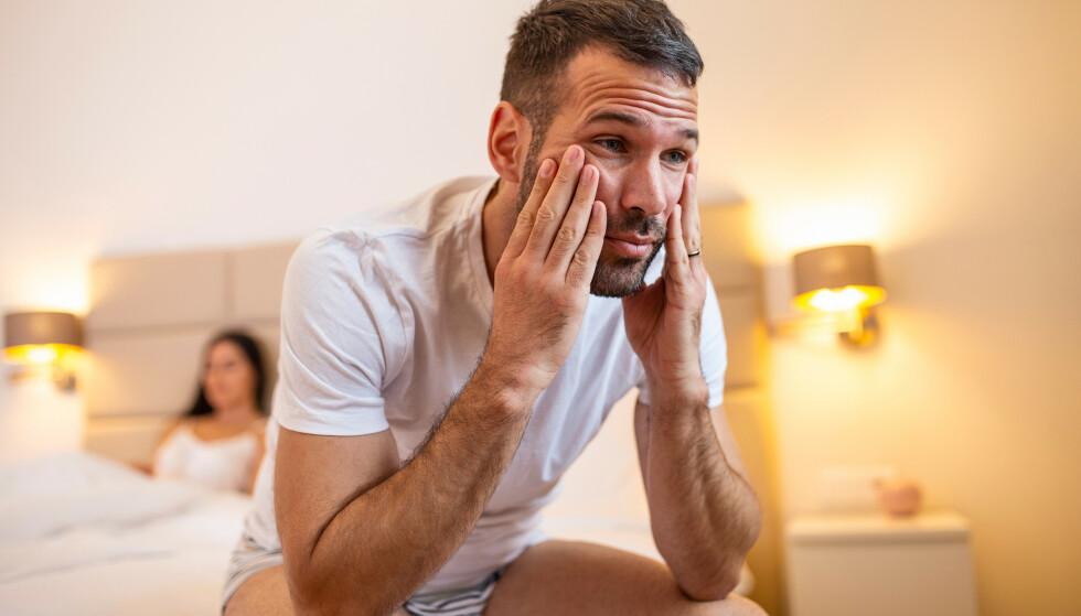 KAN VÆRE TØFT: Utroskap fører til at mange par søker råd eller skilsmisse.