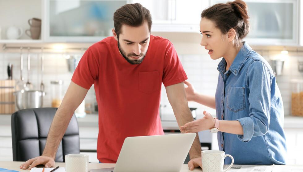 PRØV EN ANNEN NØKKEL: Hvis du selv ønsker bedre kommunikasjon, står du i fare for å gi mer kommunikasjon og mer ord til partneren din, i stedet for å undersøke om det er det han eller hun ønsker.