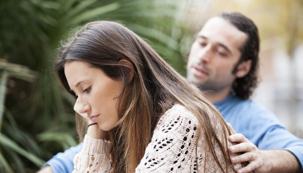 KOMMUNIKASJON ER IKKE ALT: - Det er par som er veldig gode venner og har god kommunikasjon, men det betyr ikke at de ikke har utfordringer i forholdet. De kan savne følelser og sex, og da vil det ikke nødvendigvis hjelpe å bare kommunisere enda mer. Da blir det ofte bare mer av det samme, sier Søyland.