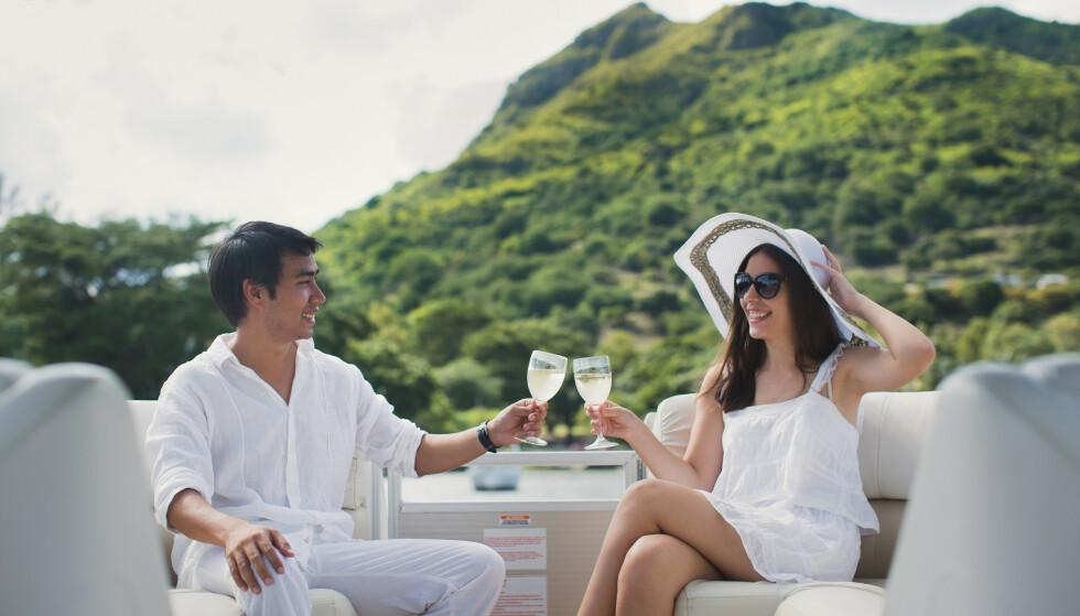 ØNSKER EN VELSTÅENDE PARTNER: Ifølge studien er det å være velstående ett av de mest attraktive trekkene i en partner.