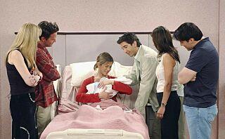 Dagen etter spontanaborten måtte «Friends»-stjernen spille inn denne scenen