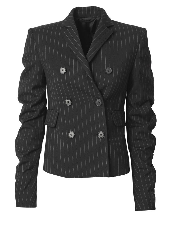 Matchende blazer (kr 1500, H&M).