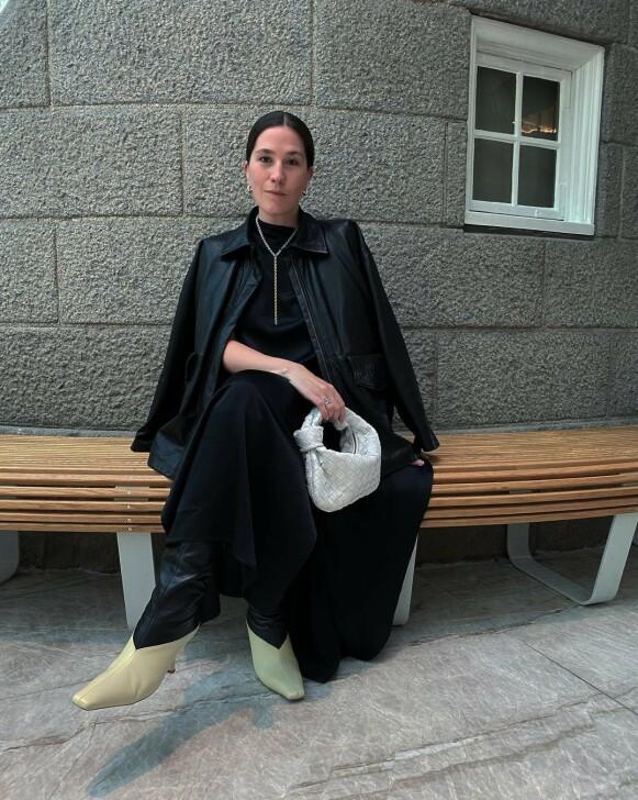 MOTEANSVARLIG: KKs moteansvarlig Ida Elise Eide Einarsdóttir deler sine favoritter fra den danske moteuka. FOTO: INSTAGRAM @IDAEINARSDOTTIR