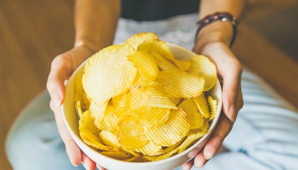 SALT: Kroppen opprettholder likevekt - blant annet ved at vi spiser salt når vi har svettet mye. FOTO: NTB