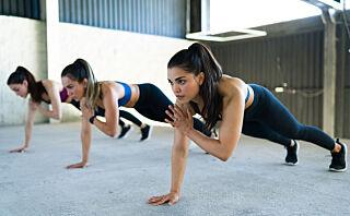 - Denne treningen gir resultater raskt