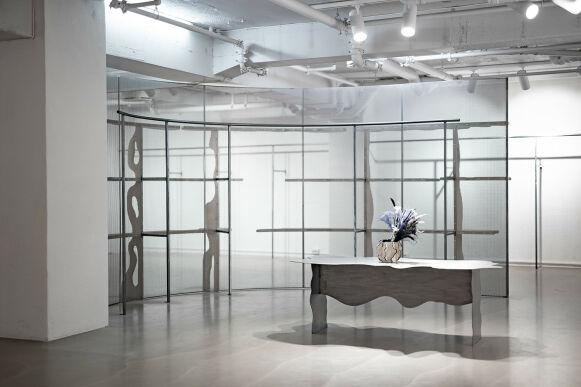 SNIKTITT: De første bildene av den nye F5-butikken. FOTO: MARIE NOREGER