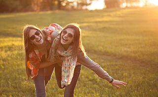 Forlenger en god latter virkelig livet?