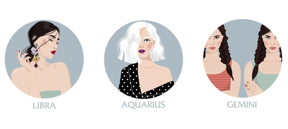 Dagens horoskop: onsdag 20. oktober