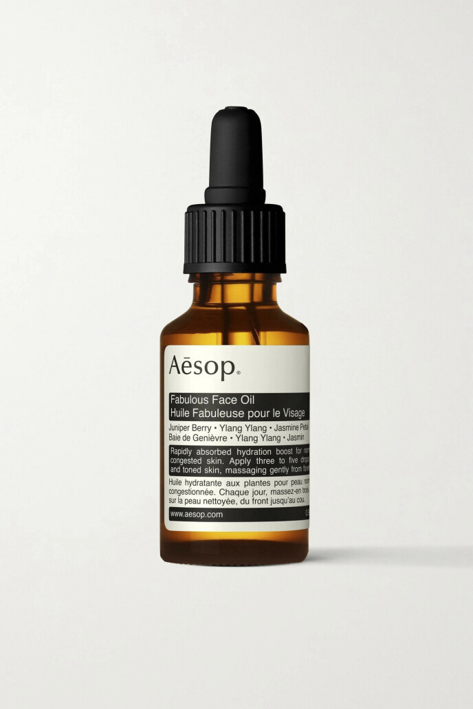 Ansiktsolje (kr 480, Aesop, Fabulous Face Oil)
