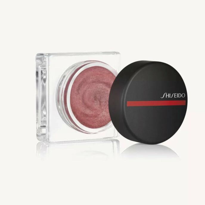 Rouge (kr 465 Shiseido, Minimalist Whipped Powder Blush i fargen Setsuko).
