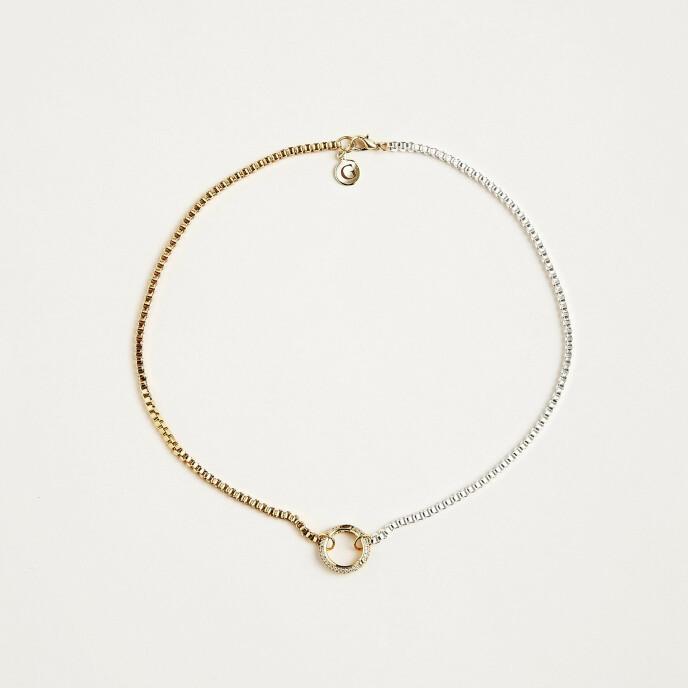 Halskjede (kr 900, Goldmine Jewellery).