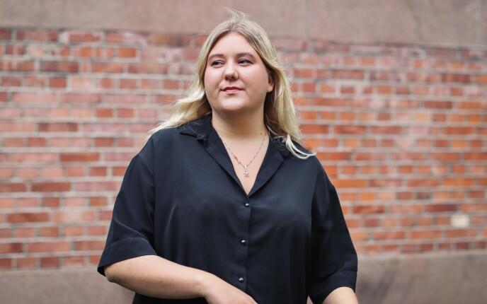 DÅRLIGE ERFARINGER: Da Martha var yngre, hendte det at hun fikk noen stygge kommentarer fra sexpartnere. Foto: Ida Bergersen