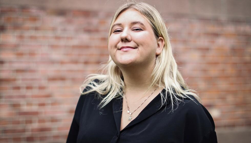 FATPHOBIA: Martha mener at fatphobia fortsatt preger samfunnet vårt i stor grad. Foto: Ida Bergersen
