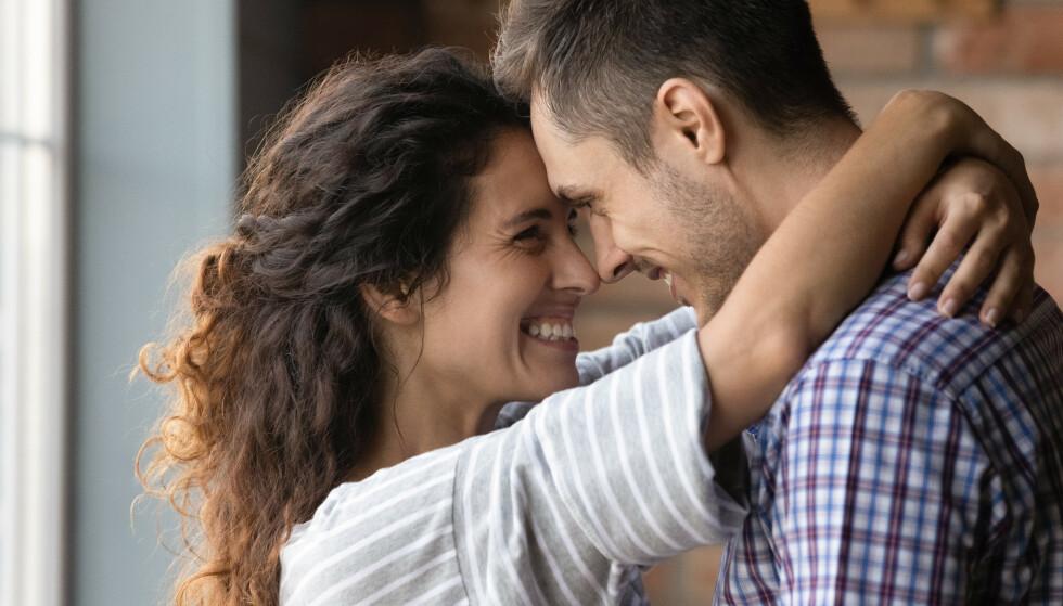 KAN HA STOR BETYDNING: Utforsk hvordan sexen blir etter at dere har sett hverandre dypt inn i øynene før dere begynner, oppfordrer sexologen.