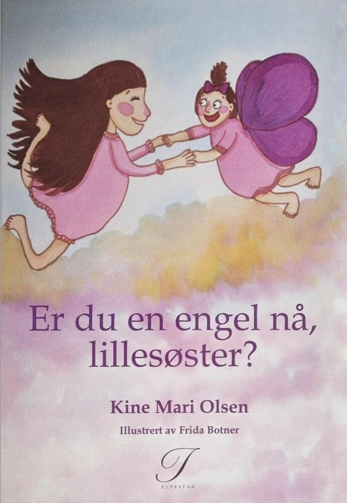 BOK OM SORG: Kines bok lanseres høsten 2021 (Elvestad forlag) . FOTO: Privat