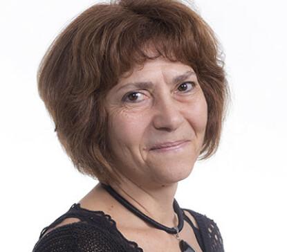 EKSPERT PÅ AUTISME: Professor Mila Dimitrova Vulchanova forsker blant annet på autisme. FOTO: Thor Nielsen