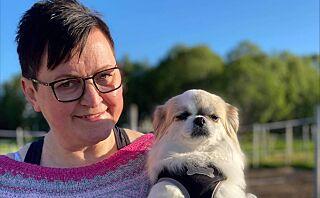 Lena (49) kunne ikke le eller løpe uten å tisse på seg