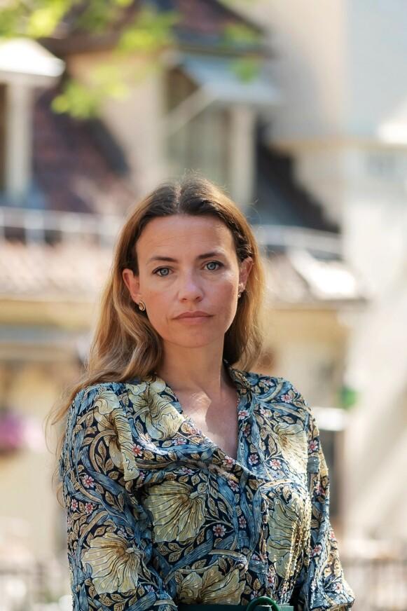 ADVARER: Generalsekretær Ingrid Stenstadvold Ross i Kreftforeningen advarer mot å fjerne føflekker hjemme. FOTO: JORUNN VALLE NILSEN