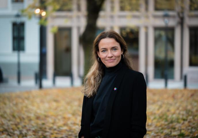GENERALSEKRETÆR: Ingrid Stenstadvold Ross. Foto: Kreftforeningen