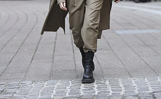 Høstens hotteste sko: halvhøye støvletter med traktorsåle