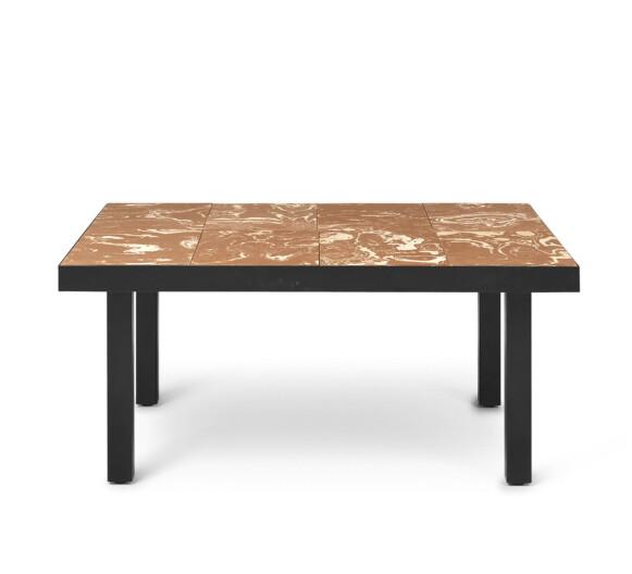 Bord med fliser (kr 8500, Ferm Living).