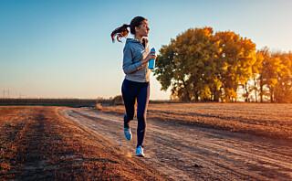 Slik blir du en person som elsker fysisk aktivitet