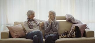 Tvillingsøsteren ble rammet av demens