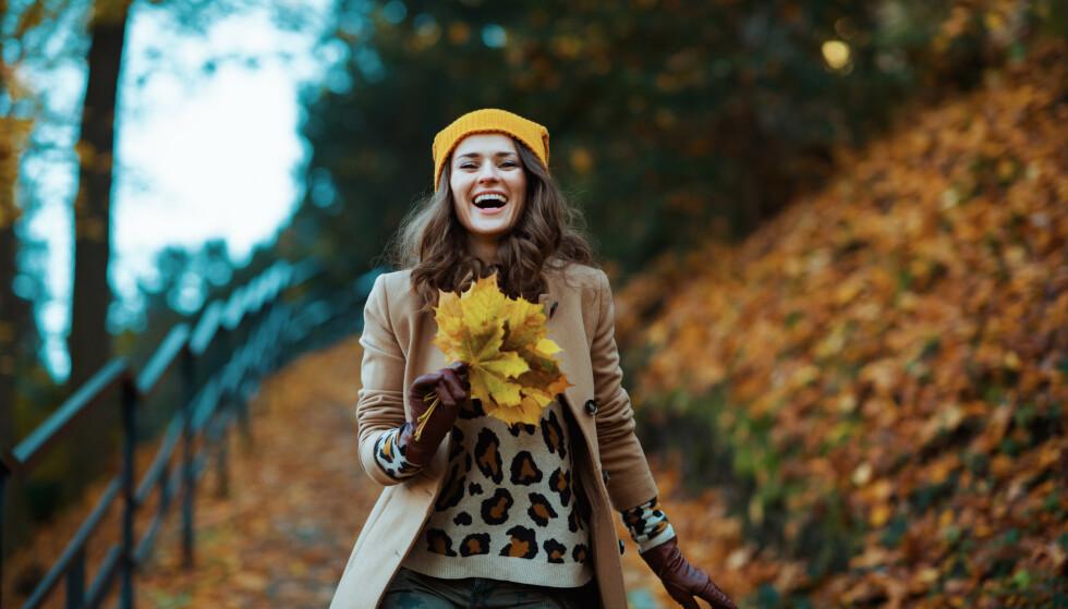 LYKKEFØLELSEN: Noen mennesker jakter hele livet etter den store lykkefølelsen, men enkle tips kan hjelpe deg et stykke på vei.