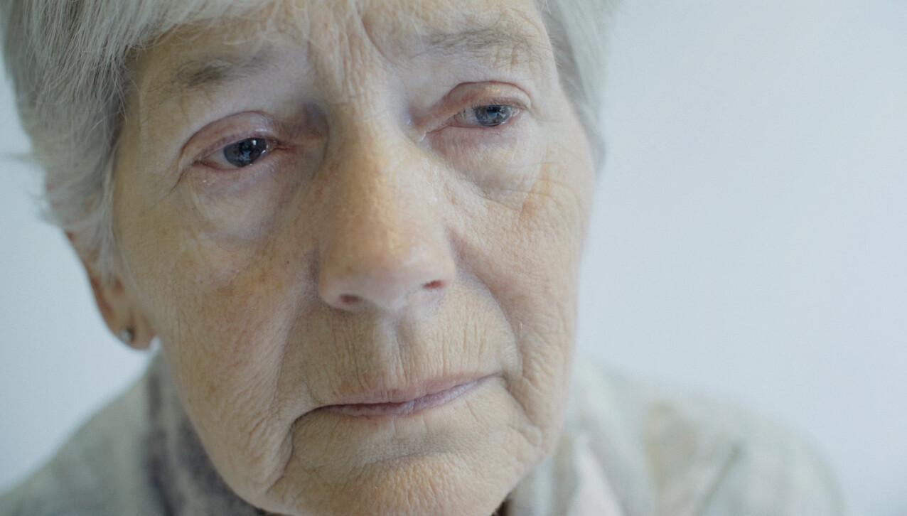 MIMI: 73-åringen Mildrid Mæhlum er rammet av demens, i likhet med 101 000 nordmenn. Tallene er forventet å stige drastisk de kommende årene. FOTO: Ragnhild Nøst Bergem // Vær her