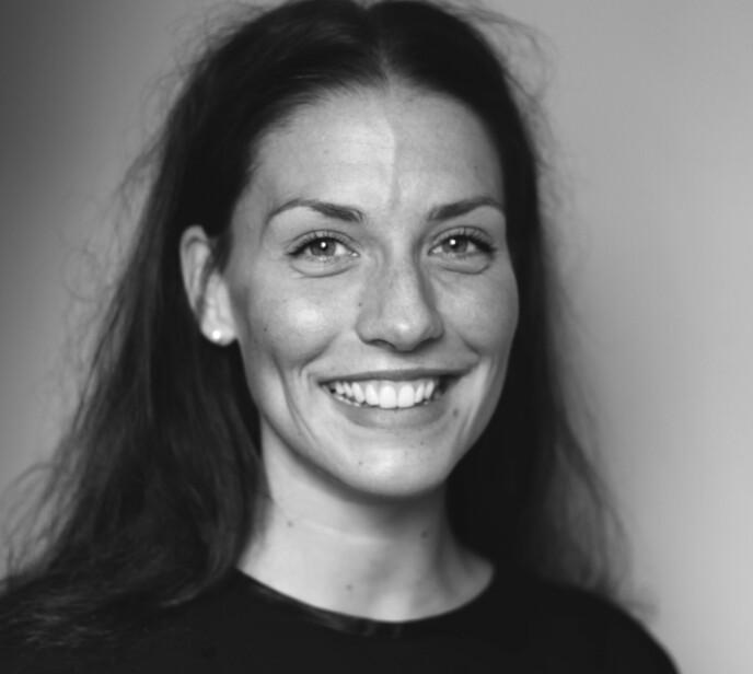 RAGNHILD: I to år filmet regissør og filmskaper Ragnhild Nøst Bergem de tre demenspasientene Mimi, Jan og Sigvald. Siste innspillingsår var 2019. FOTO: Privat