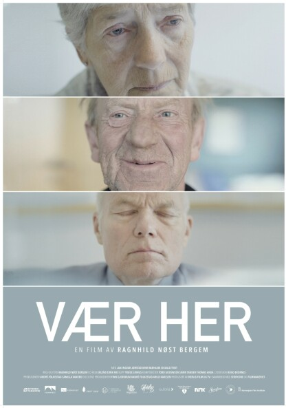 NORGESPREMIERE: Fredag 17. september 2021 har filmen premiere. FOTO: Ragnhild Nøst Bergem