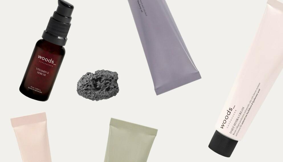 Produkter fra Woods Copenhagen.