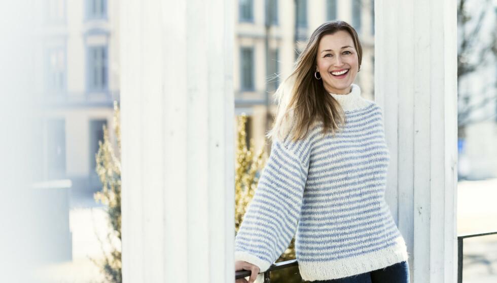 Journalist og forfatter Kjersti Kvam. Foto: Astrid Waller