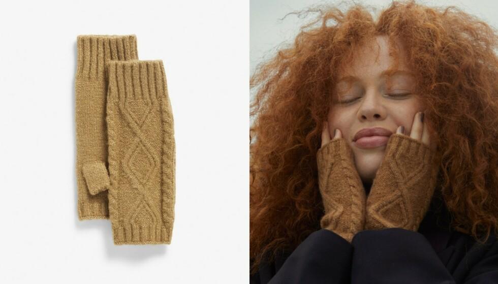 Varmer: Ingenting er bedre enn mote som varmer. Disse håndleddsvarmerene ønsker vi oss denne høsten (kr 99).