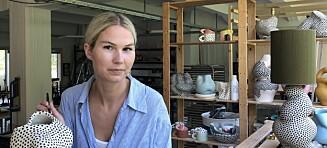 Johanne sa opp sin trygge jobb for å satse på yrke som keramiker