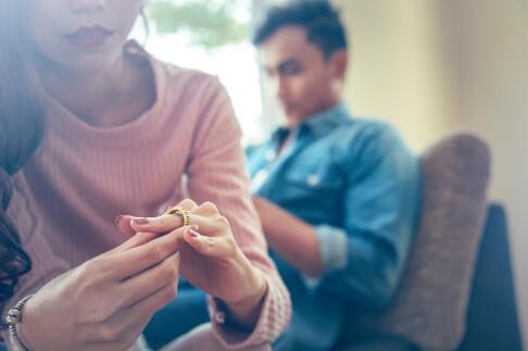 Psykolog: - Før dere velger å gifte dere, bør dere være sikker på dette