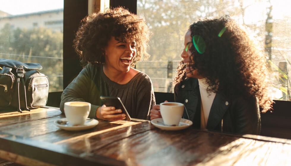 STILLER HØYE KRAV: Noen stiller veldig høye krav til vennskapene de er i, og forventer kanskje litt vel mye av sine nærmeste. FOTO: NTB