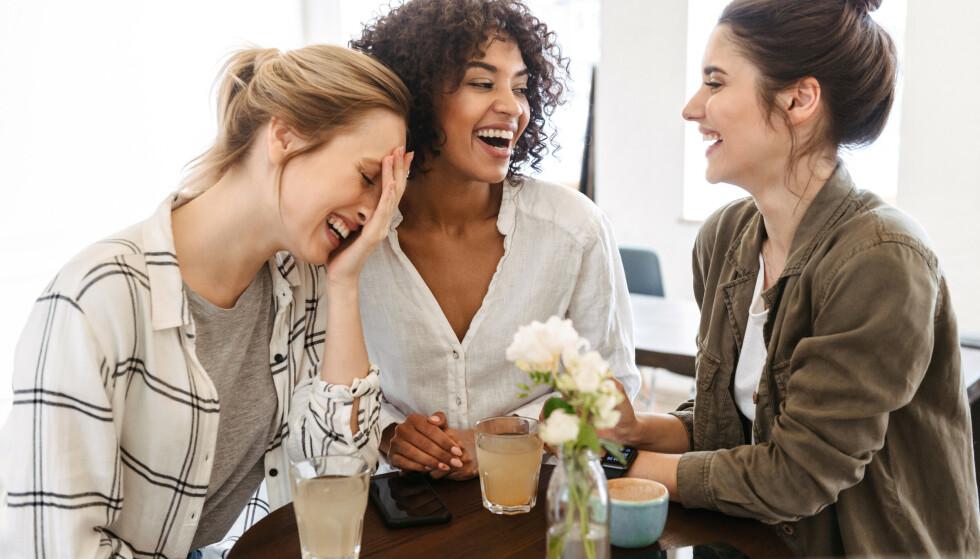 ORDTAK OG UTTRYKK: Det er viktig å holde tunga rett i munn når du skal bruke ordtak og uttrykk! FOTO: NTB